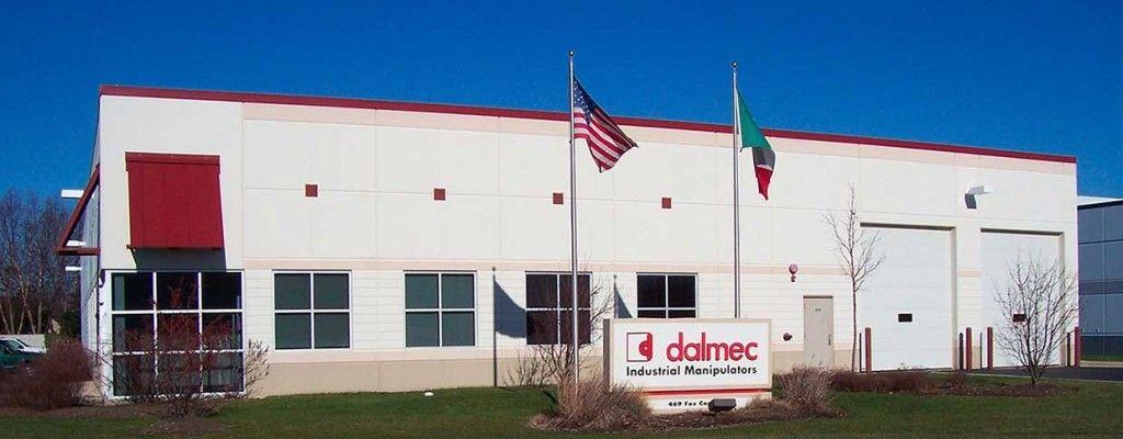 Dalmec - Filia Stany Zjednoczone - Manipulatory DALMEC
