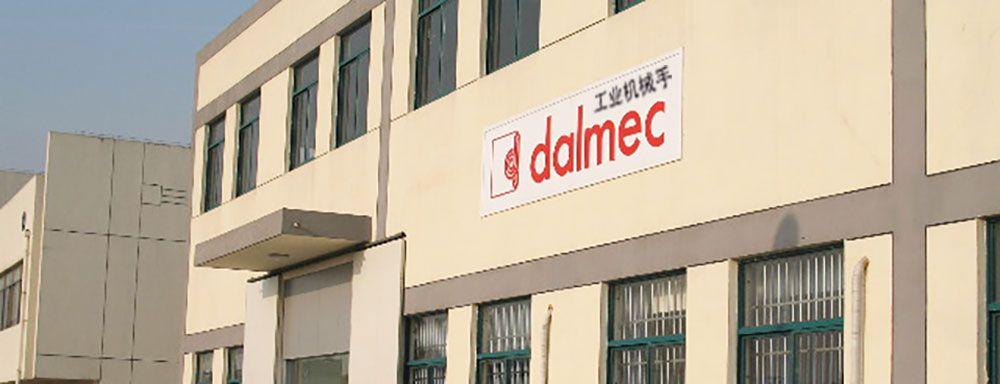Dalmec - Filia Chiny - Oddział - Manipulatory DALMEC