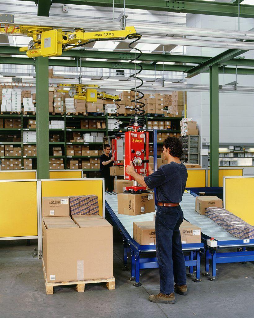 Manipulator pneumatyczny Speedyfil - Manipulator linkowy Dalmec - Manipulatory DALMEC (45)