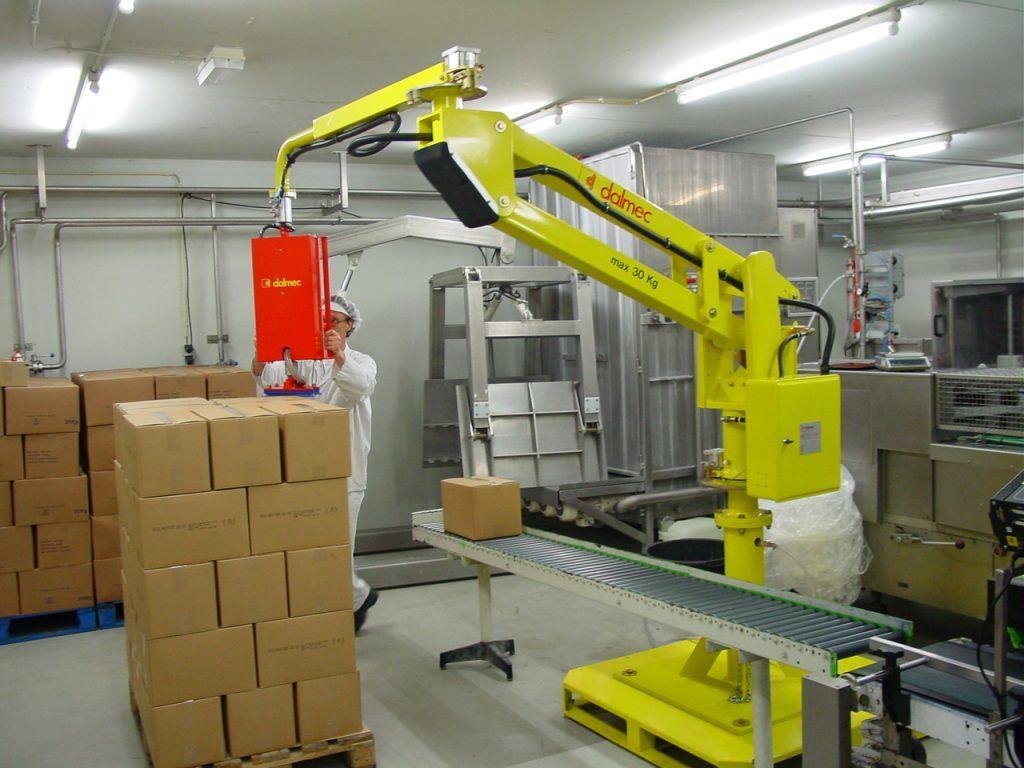 Manipulator pneumatyczny Partner Equo - Przykłady - Manipulatory DALMEC (37)