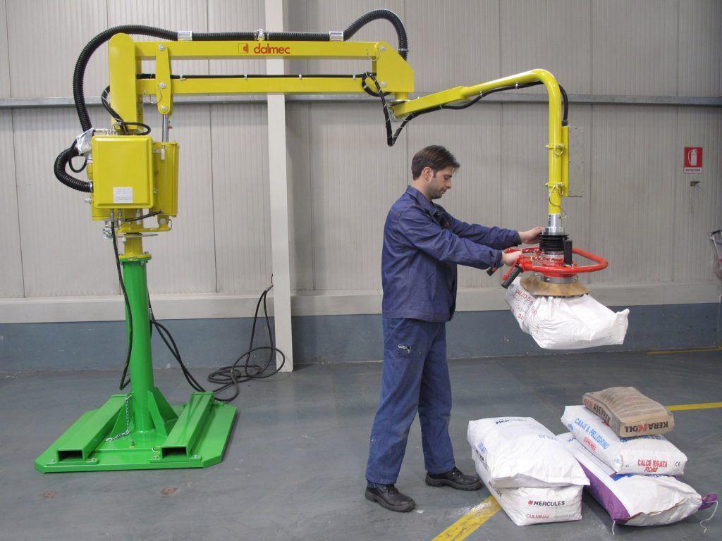 Chemia - DALMEC-Manipulator Przemysłowy dla sektora chemicznego - Manipulatory DALMEC (27)