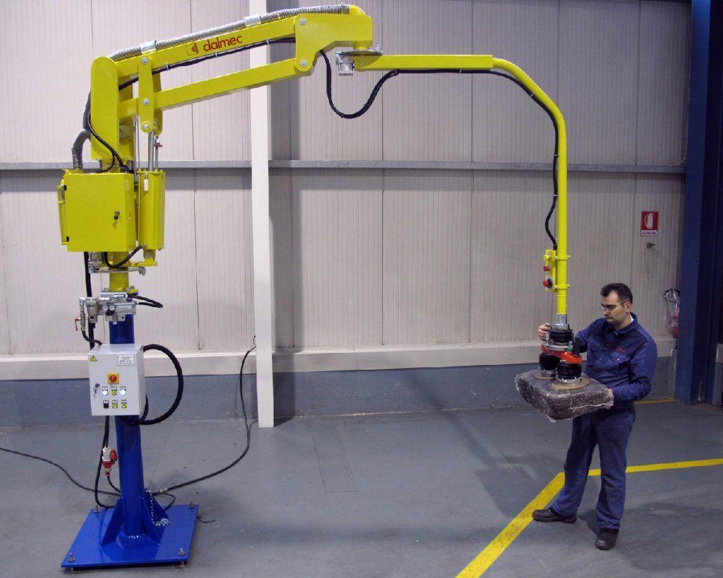 Manipulator pneumatyczny Speedyfil - Manipulator linkowy Dalmec - Manipulatory DALMEC (19)