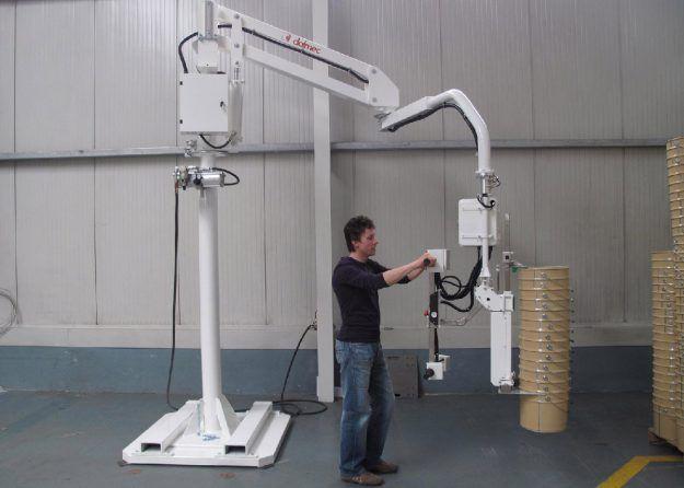 Pneumatic Manipulator Arms : Lifting arm archivi page of dalmec industrial