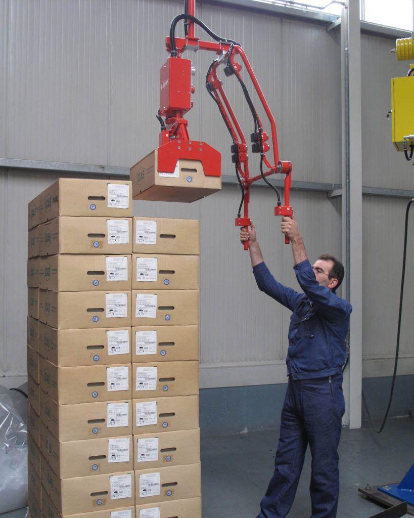 Manipulator pneumatyczny Partner Equo - Przykłady - Manipulatory DALMEC (38)