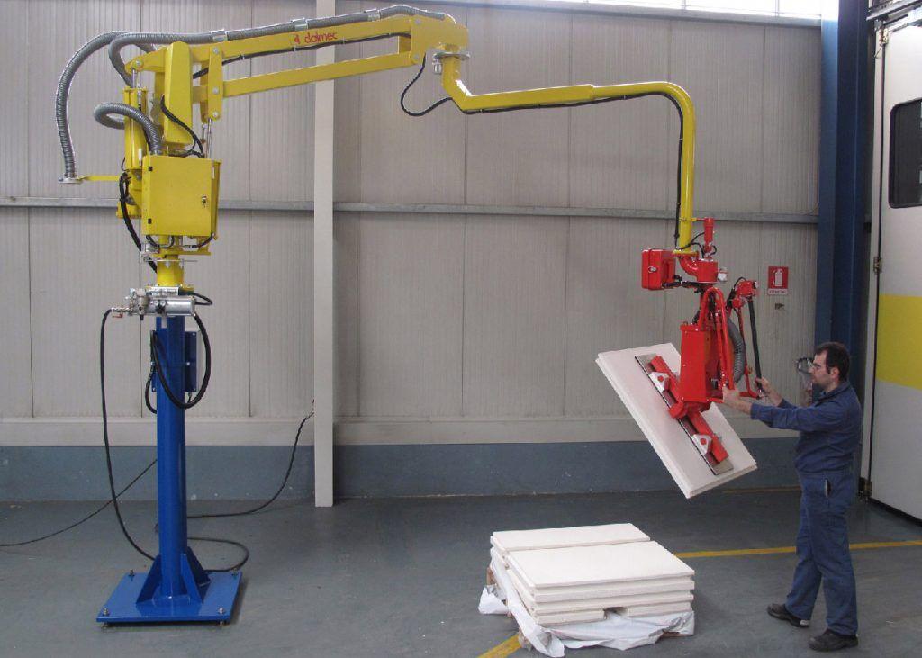 Manipulator pneumatyczny Partner Equo - Przykłady - Manipulatory DALMEC (31)