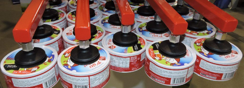 Manipulator równoważący ciężar Posifil na podwójnych linkach stalowych - Manipulatory DALMEC (13)