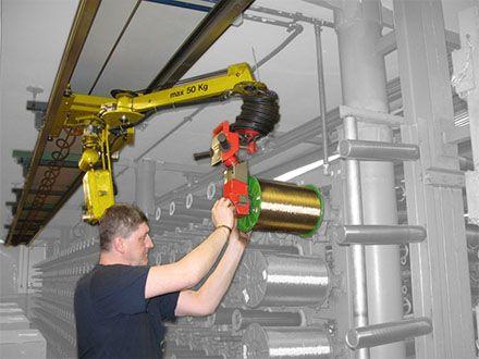 Manipulator pneumatyczny Speedyfil - Manipulator linkowy Dalmec - Manipulatory DALMEC (58)
