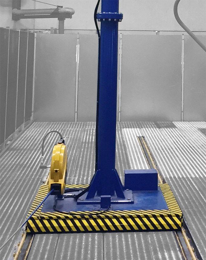 Podnośnik pneumatyczny Partner PS - Manipulatory przemysłowy - Manipulatory DALMEC (12)