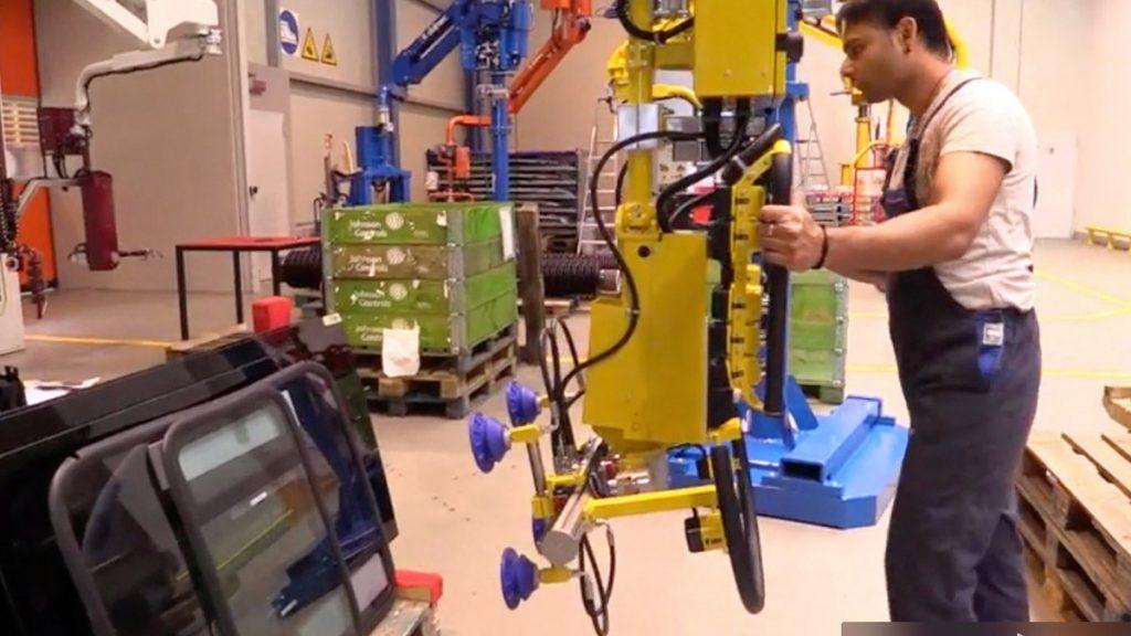 Manipulator pneumatyczny Speedyfil - Manipulator linkowy Dalmec - Manipulatory DALMEC (13)