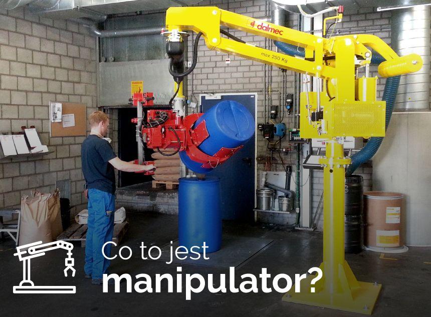 Co to jest manipulator?
