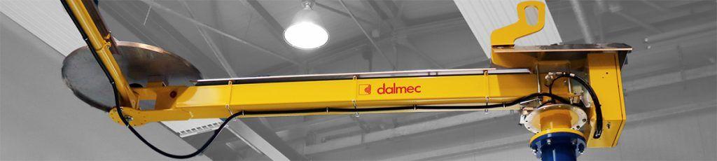 Manipulator pneumatyczny Speedyfil - Manipulator linkowy Dalmec - Manipulatory DALMEC (9)