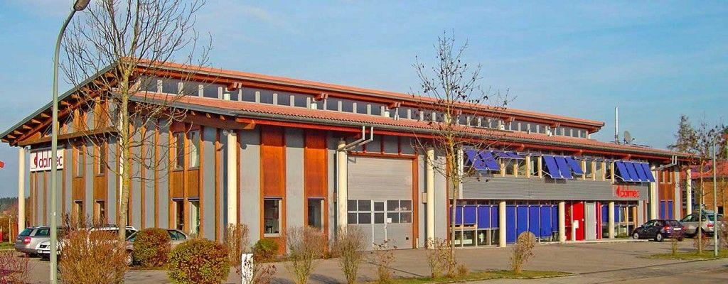 Dalmec - Filia w Niemcy - Oddział - Manipulatory DALMEC