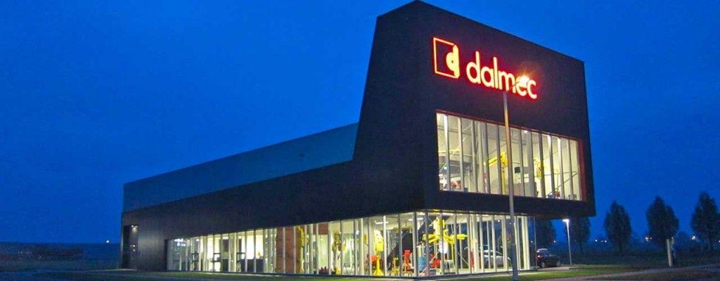 Dalmec - Filia Holandia - Oddział - Manipulatory DALMEC