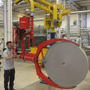 Tekstylny - Dalmec Manipulatory i przemieszczanie materiałów - Manipulatory DALMEC (8)