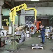 Magnesy Dalmec Manipulatory Przemysłowe i przemieszczanie materiałów - Manipulatory DALMEC