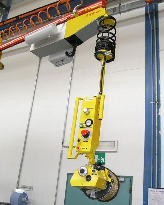 Manipulatory przemysłowy Minipartner - Balanser na podwójnych linkach - Manipulatory DALMEC