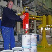Balanser pneumatyczny Micropartner - Maszyny do podnoszenia - Manipulatory DALMEC (4)