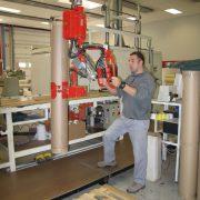 Tekstylny - Dalmec Manipulatory i przemieszczanie materiałów - Manipulatory DALMEC (6)