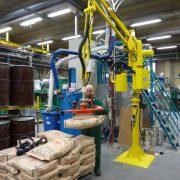 Podnośnik pneumatyczny Partner PS - Manipulatory przemysłowy - Manipulatory DALMEC (10)