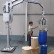 Beczki-DALMEC Manipulatory Przemysłowe i przemieszczanie materiałów - Manipulatory DALMEC (8)