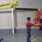 Manipulator pneumatyczny Partner Equo - Przykłady - Manipulatory DALMEC (90)
