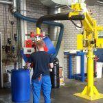 Manipulator pneumatyczny Partner Equo - Przemieszczanie ładunków - Manipulatory DALMEC (13)