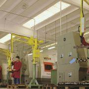 Podnośnik pneumatyczny Partner PS - Manipulatory przemysłowy - Manipulatory DALMEC (8)