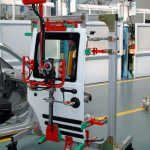 Systemy chwytakowe do drzwi - Samochodowych części mechanicznych - Manipulatory DALMEC (7)