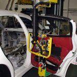 Systemy chwytakowe do drzwi - Samochodowych części mechanicznych - Manipulatory DALMEC (9)