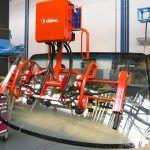 Przemieszczanie szyb samochodowych - branży samochodowej - Manipulatory DALMEC (5)
