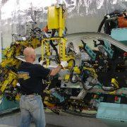 Sektor motoryzacyjny Manipulatory Przemysłowe Dalmec - Manipulatory DALMEC (10)