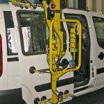Systemy chwytakowe do drzwi - Samochodowych części mechanicznych - Manipulatory DALMEC (15)