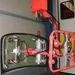 Przemieszczanie szyb samochodowych - branży samochodowej - Manipulatory DALMEC (9)
