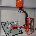 Przemieszczanie szyb samochodowych - branży samochodowej - Manipulatory DALMEC (2)