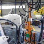 Systemy chwytakowe do drzwi - Samochodowych części mechanicznych - Manipulatory DALMEC (2)