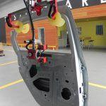 Systemy chwytakowe do drzwi - Samochodowych części mechanicznych - Manipulatory DALMEC (3)