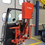Systemy chwytakowe do drzwi - Samochodowych części mechanicznych - Manipulatory DALMEC (5)