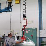 Systemy chwytakowe do drzwi - Samochodowych części mechanicznych - Manipulatory DALMEC (17)