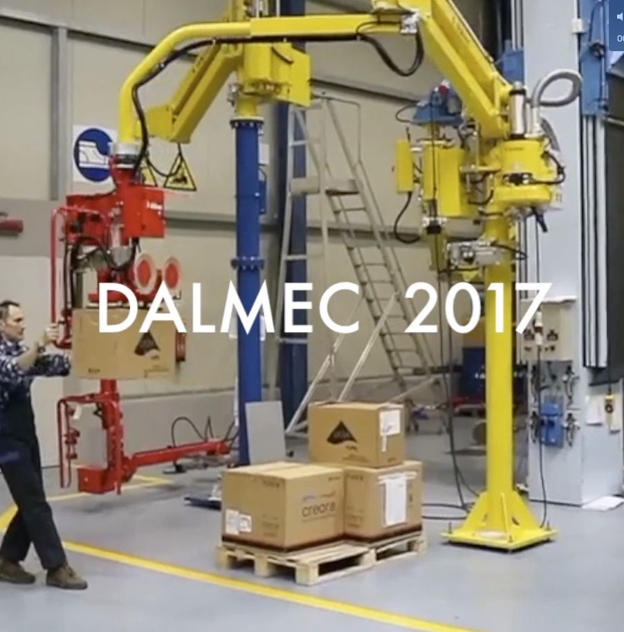 Dalmec Industrial Manipulators And Material Handling Machine Tool Wiring Diagram Symbol Reference Guide 2017 Celebrating Another Year Of Success Satisfaction