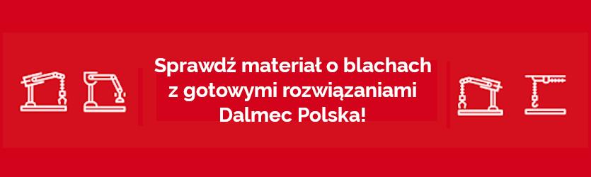 Manipulatory Pneumatyczne do blach - Balansery Dalmec pobierania blach - Manipulatory DALMEC (7)