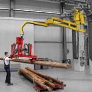 Drzewno Dalmec - Manipulatory Przemysłowe przemieszczanie materiałów - Manipulatory DALMEC