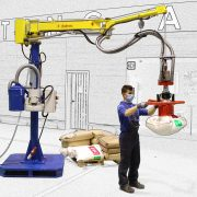 Manipulator pneumatyczny Speedyfil - Manipulator linkowy Dalmec - Manipulatory DALMEC (3)